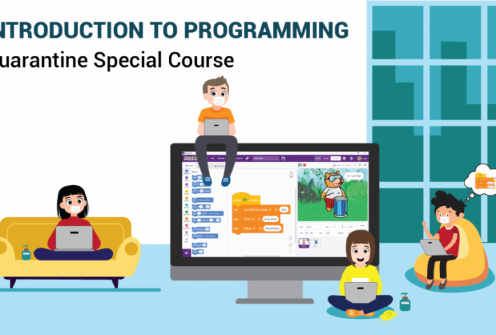Start Programming with Scratch
