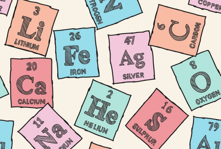 Building Blocks of life in the Periodic Table