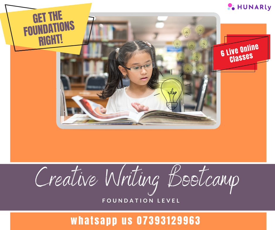 Creative Writing Foundation