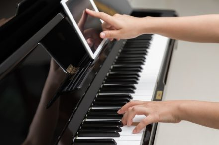 Piano Intermediate Programme (12 Lessons)