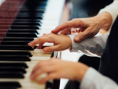 Piano Beginners Programme (8 Lessons)