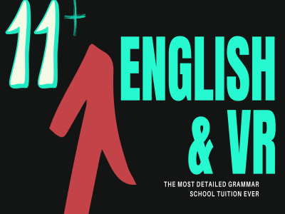 11+ English & VR 301020