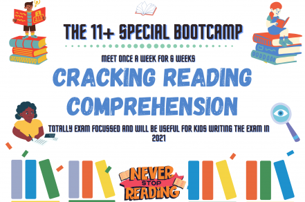 11+ Reading Comprehension