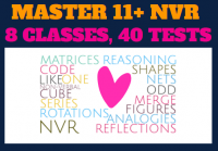 11+ Non-Verbal Reasoning Mastery Course