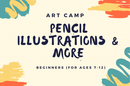 Beginners Art Camp