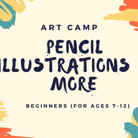 Beginners Art Camp