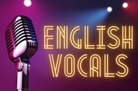 English Singing Vocals Semi Intermediate (12 Lessons)