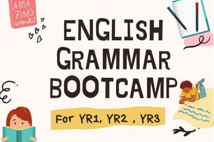 English Grammar Bootcamp