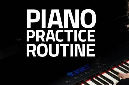 Piano Intensive Practice