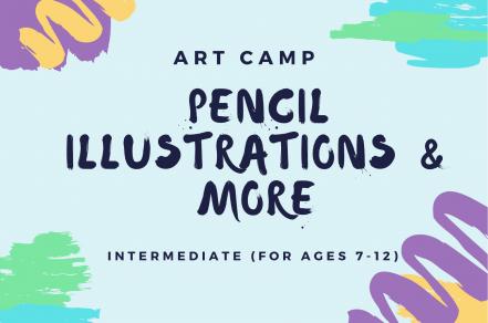 Semi Intermediate Art Camp
