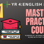 11+ Foundation YR4 Mastery Practice Course English and VR