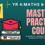 11+ Foundation YR4 Mastery Practice Course Maths and NVR