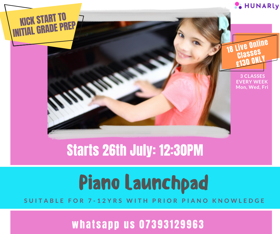 Piano Launchpad